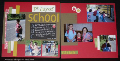 Sept09 Scrapbook Club