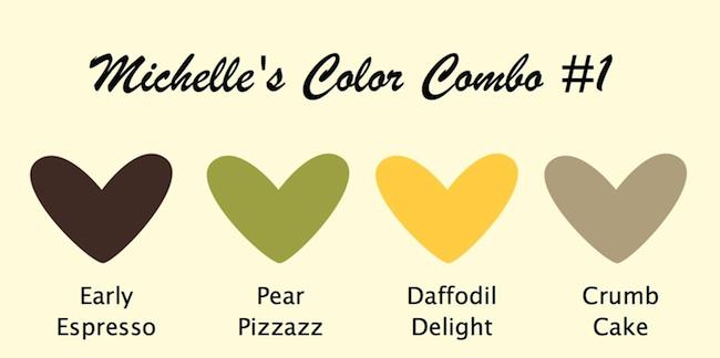 Michelle's Color Combo 1-001