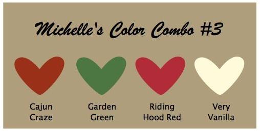 Michelle's Color Combo 3