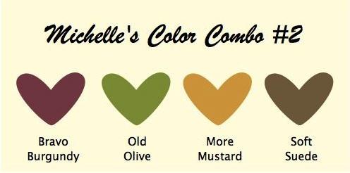 Michelle's Color Combo 2-001