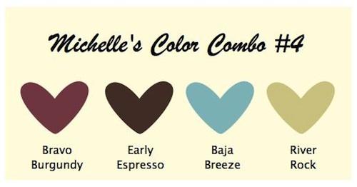 Michelle's Color Combo 4