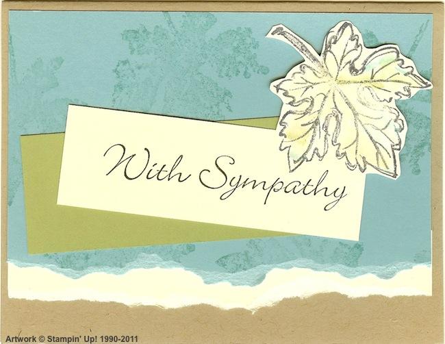 Gently Falling Sympathy