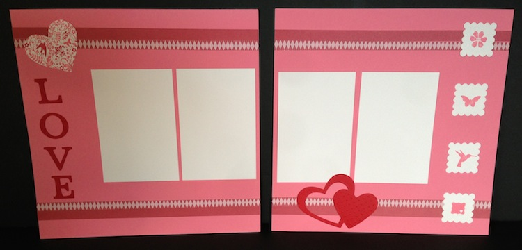 Valentine Scrapbook club 2:13
