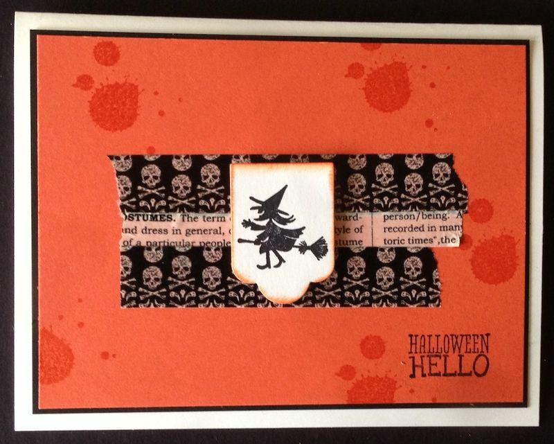 Halloween Hello QE 0913