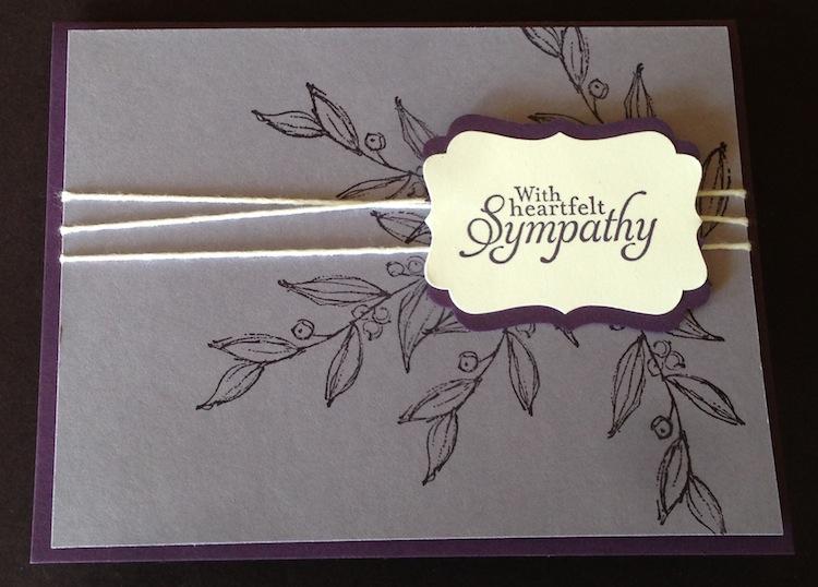 Simply Sketched sympathy 0613