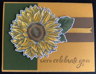 Celebrate Sunflowers 5_08