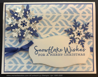 LTS Snowflake Wishes