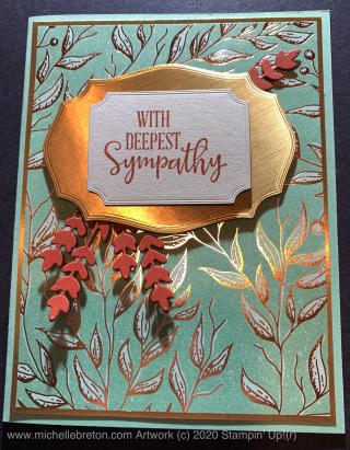 Gilded Autumn Sympathy 0817