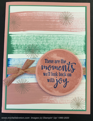 Circle Celebration Learn To Stamp