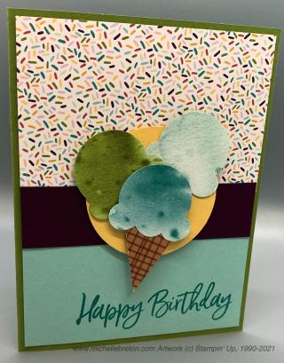 Sweet Ice Cream Pool Party Birthday