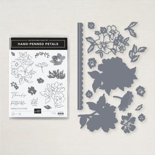 Bundle Hand Penned Petals 155492