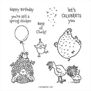 Hey Birthday Chick 154464