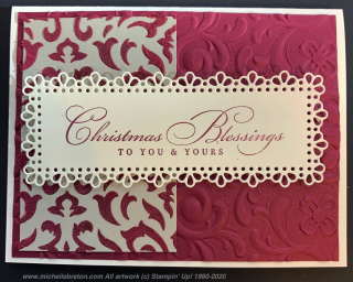 LTS Embossing Paste